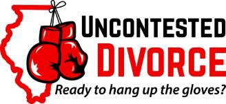 uncontested divorce in illinois logo
